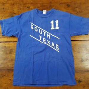 Vintage Adidas South Texas Soccer Jersey T-Shirt